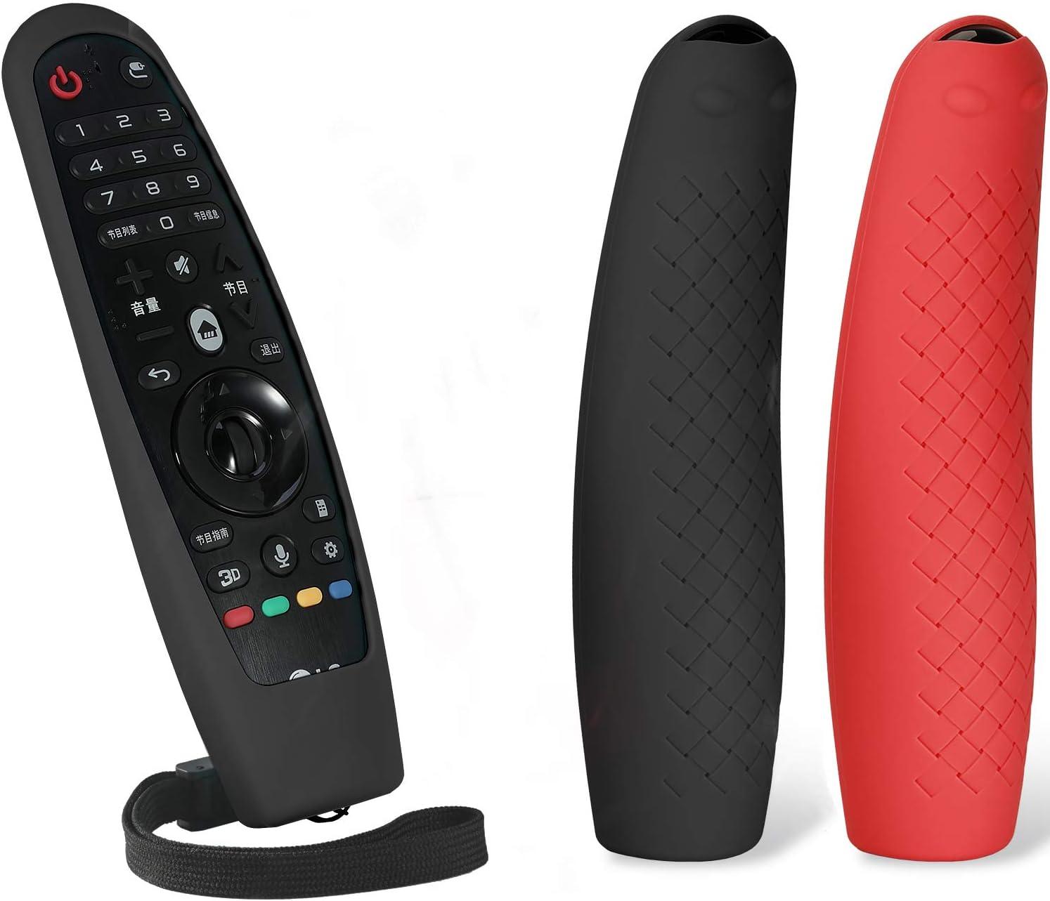 Mwoot Schutzhülle Für Lg Magic Remote Control Gehäuse Elektronik