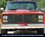 81 chevy truck grill - 81-87 Chevy GMC Pickup/Suburban/Blazer/Jimmy Phantom Billet Grille Grill 90