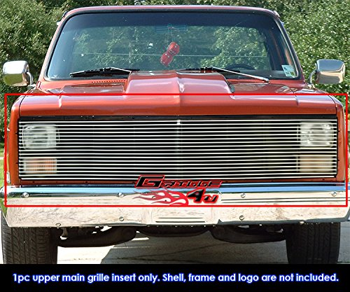 81-87 Chevy GMC Pickup/Suburban/Blazer/Jimmy Phantom Billet Grille Grill 90