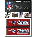 Team ProMark New England Patriots Reflectors - Set of 2