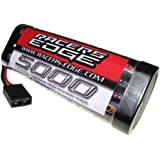 Racer's Edge 7.2V 5000mAh cell NiMH RC Battery Pack with TRX Plug