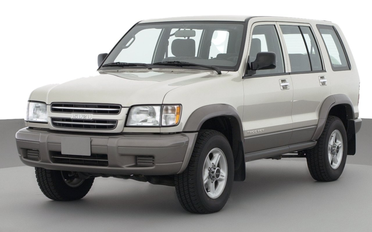 2001 Isuzu Trooper LS, 4-Door Automatic Transmission ...