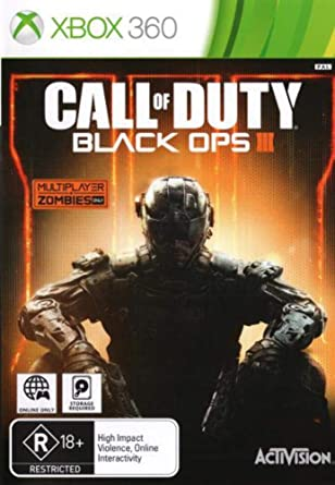 Amazon Com Call Of Duty Black Ops Iii Xbox 360 Pal Edition