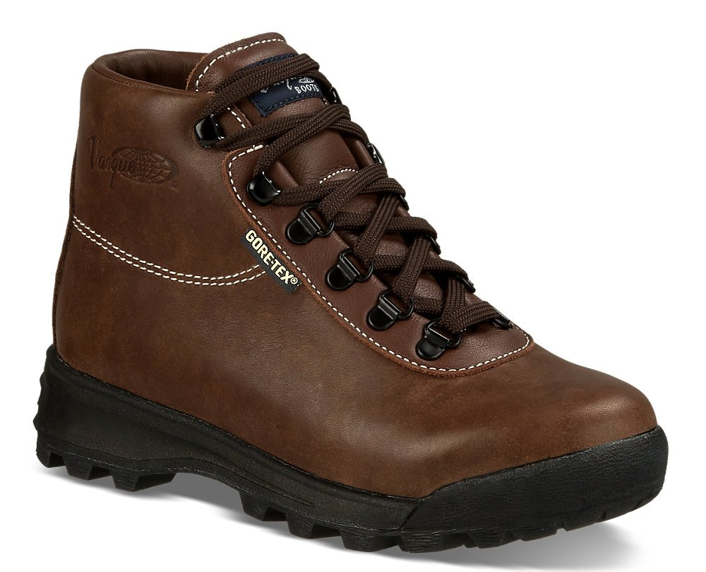 Vasque Women's Sundowner GTX Backpacking Boots Red Oak 9 M & Knit Cap Bundle