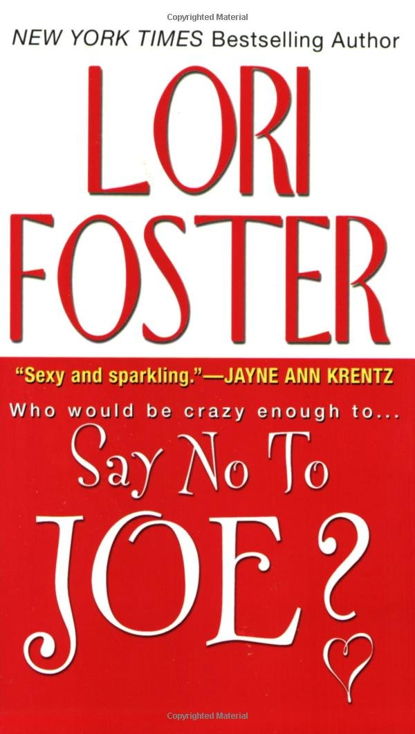 Say No Joe Visitation Book product image