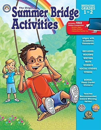 Summer Bridge Activities: Bridging Grades First to Second
