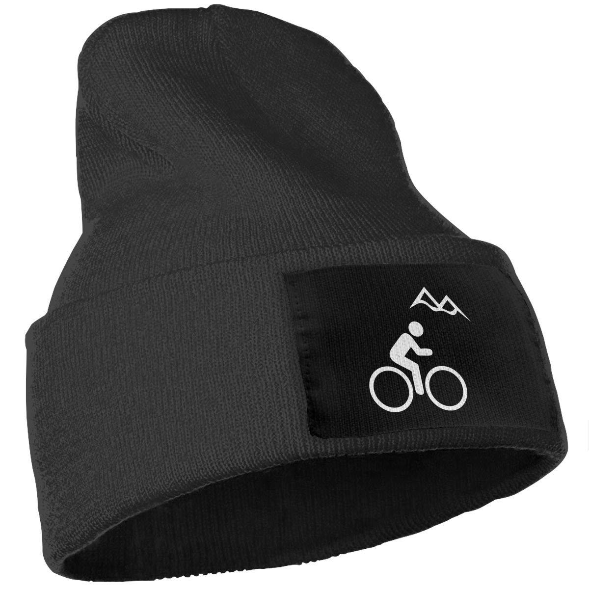 COLLJL-8 Men /& Women Mountain Bike Outdoor Fashion Knit Beanies Hat Soft Winter Skull Caps