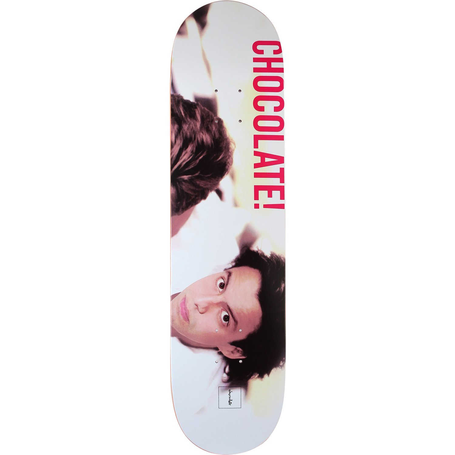 Chocolate Skateboards Vincent Alvarez Make It Fun Skateboard Deck - 8'' x 31.875''