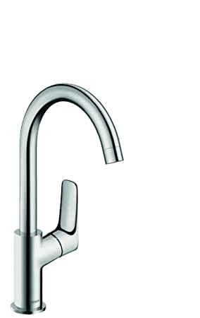 Interessant hansgrohe Logis basin mixer tap 210 with pop up waste and 120  RZ06