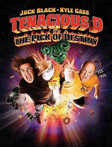 Top 9 tenacious d pick of destiny poster