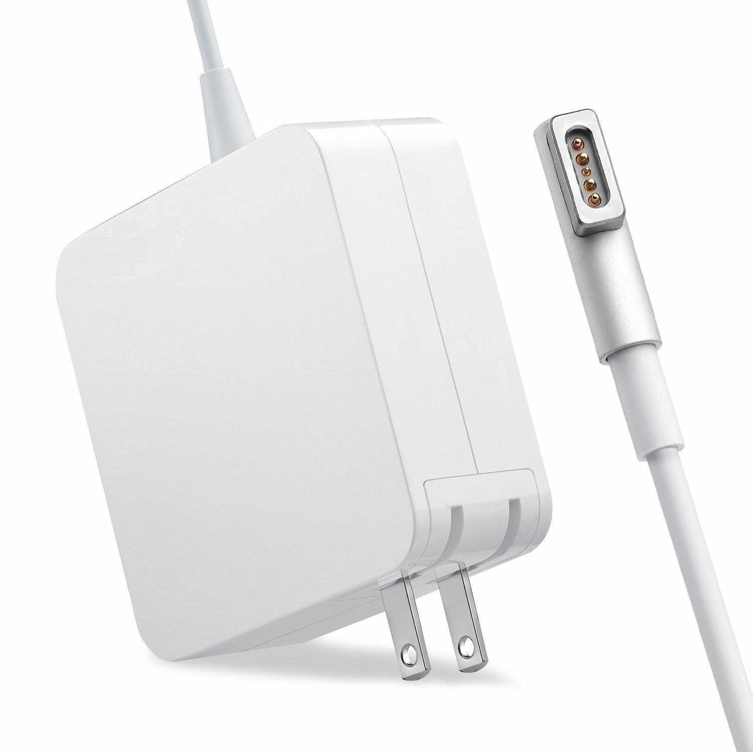 Sngg Mac Book Air Charger, Replacement 45W Magsafe 1 Magnetic L-Tip Power Adapter Charger,Compatible MacBook 11-inch & 13 inch(Before Mid2012)