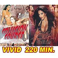DVD PORNO VIVID PACK 2 220 MINUTOS DE PELICULAS VIVID