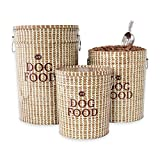 Image of Harry Barker Sweetgrass Food Storage - Large