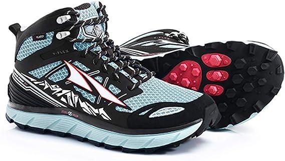 Altra Footwear Womens Lone Peak 3.0 Mid Neoshell Trail Running Shoe,Blue,US 7 B: Amazon.es: Deportes y aire libre