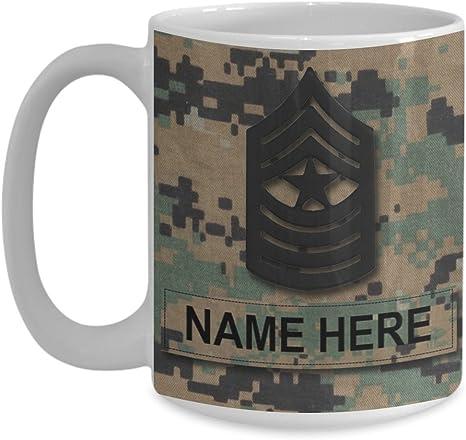 USMC SEMPER FIDELIS COFFEE MUG 11oz CERAMIC UNITED STATES MARINES SEMPER FI