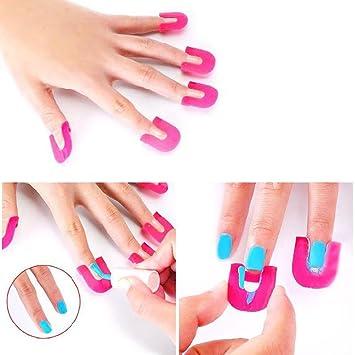 Amazon Lznlink Nail Art Set Manicure Pedicure Cuticle Nail