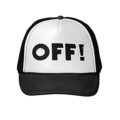 be126f15dfe Image Unavailable. Image not available for. Colour  Off! Trucker Hat