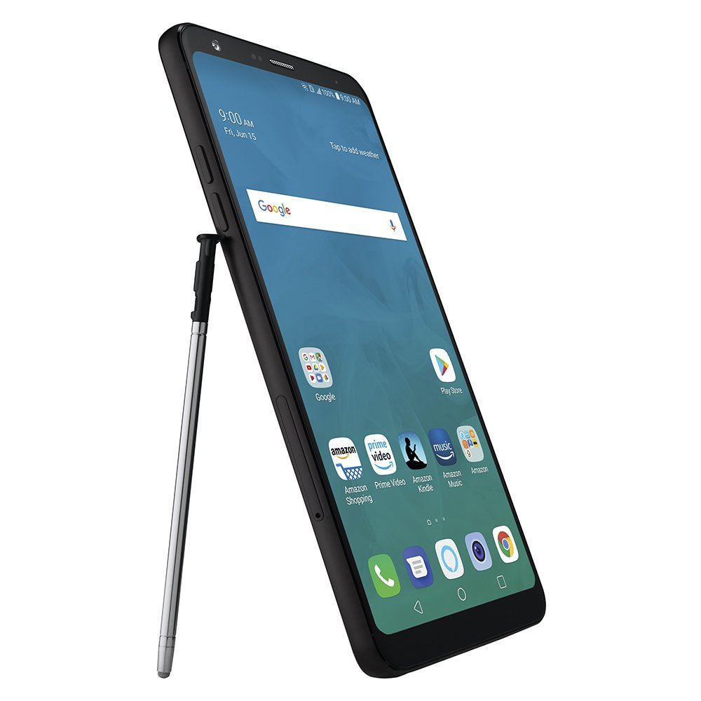 LG Stylo 4 – 32 GB – Unlocked (AT&T/Sprint/T-Mobile/Verizon) – Aurora Black – Prime Exclusive Phone by LG (Image #2)