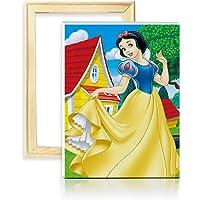 ufengke Kit Pintura de Diamantes 5D Snow White