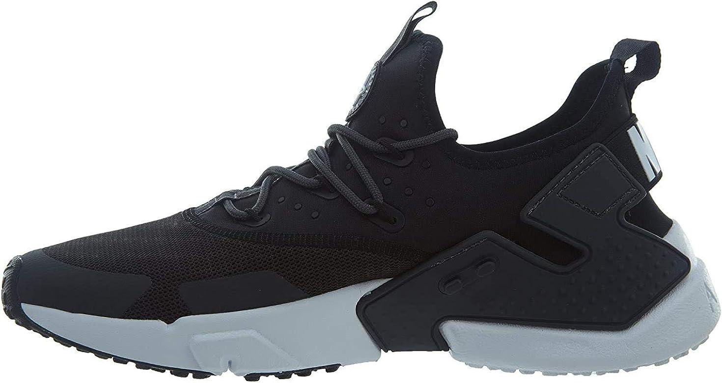 Nike Air Huarache Drift, Zapatillas para Hombre, Negro (Black/Black/Anthracite/White 001), 41 EU: Amazon.es: Zapatos y complementos