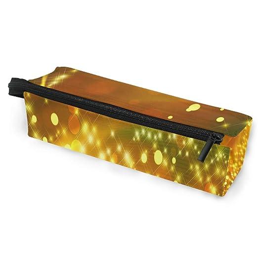 e53934ca294 Glasses Case Yellow Glitter Travel Soft Sunglasses Pencil Bag Protective  Pouch