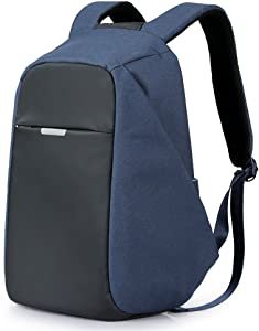 Travel Laptop Backpack, Oscaurt Business Anti-Theft Durable Bag with USB Charging Port, Multipurpose Backpack Computer Book Bag for Men & Women, High School or College Students, Fit 15.6 Inch Laptops