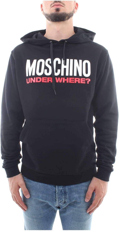 Moschino Underwear A 1712 8104 Sweatshirts Herren: