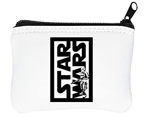 Star Wars Storm Trooper Billetera con Cremallera Monedero ...
