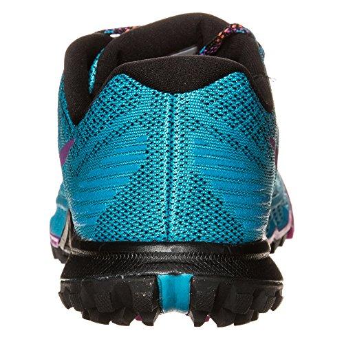 3 Donna Air Scarpe Corsa W Terra Nike Zoom Kiger Blu Da xpCHqX1w