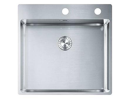 Franke tap Ledge Box BXX 210 - FUSE Stainless Steel Sink Sink ... on