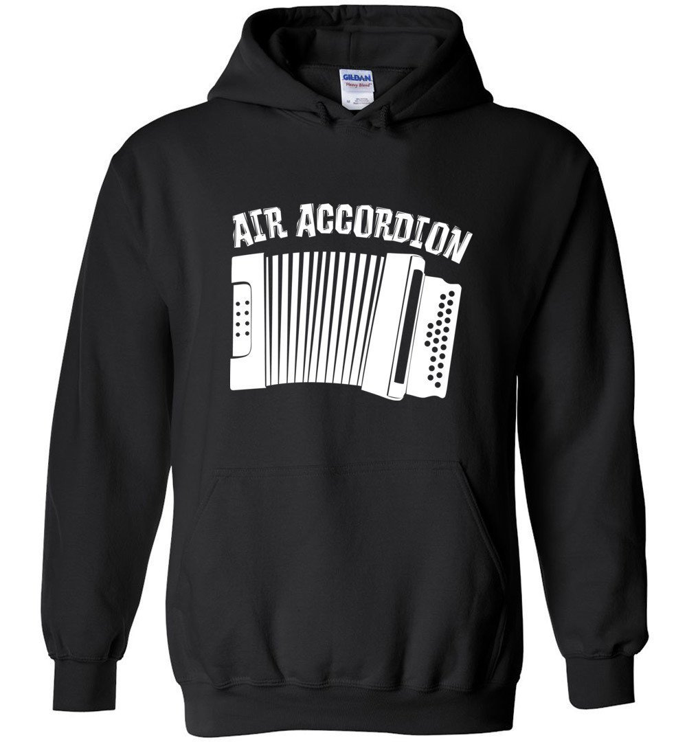 Funny Shirt Mexico Air Accordion Hoodie For Men and Women
