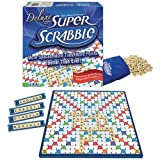super scrabble game - Super Scrabble Deluxe Edition