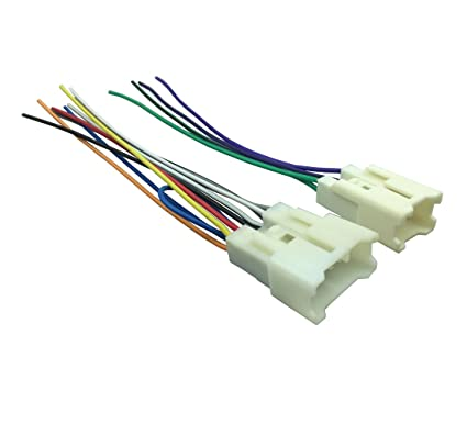 amazon com dkmus for toyota 1987 up car radio wire cable wiring rh amazon com
