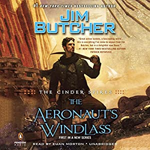 The Aeronaut's Windlass Hörbuch