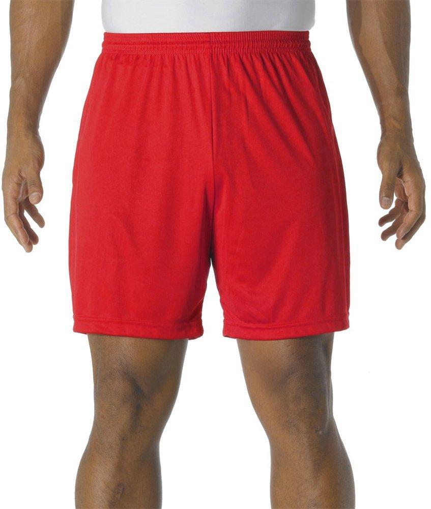 A4 Herren N5244 N5244-CRD kühlende Leistungs-Shorts