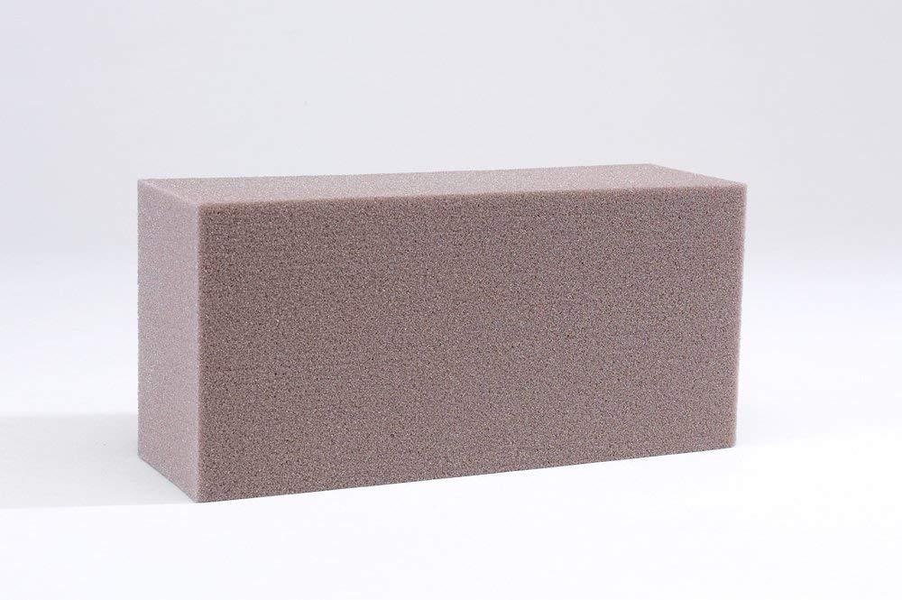 5 oasis dry foam bricks for artificial silk flowers Smithers Oasis