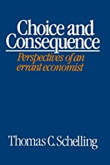 Choice and Consequence Paperback