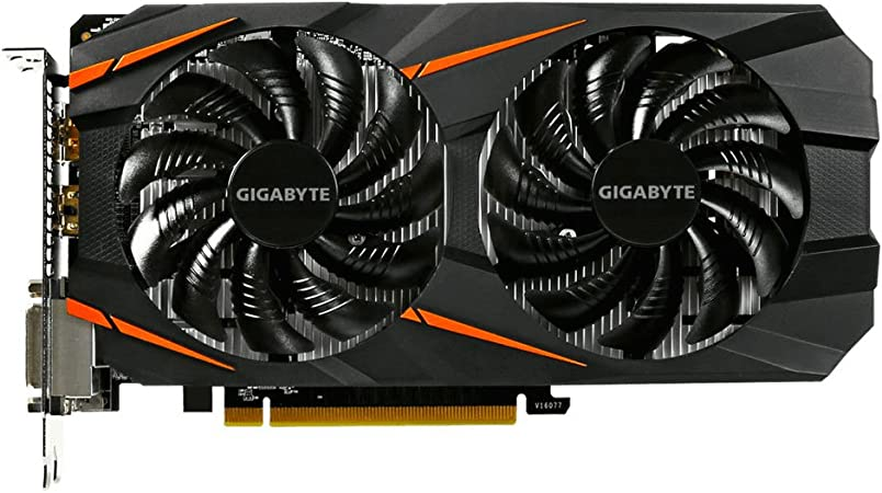 Gigabyte GTX 1060 WINDFORCE OC 3G GeForce GTX 1060 3GB GDDR5 ...