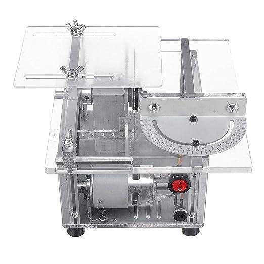 SenQing Tornos de Madera, Máquina de Corte 100W 100V-240V Multi ...