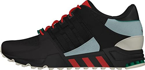 premium selection 11770 21ad1 adidas Equipment Running Support 93, Core BlackGreen EarthCarbon, 13,5  Amazon.es Zapatos y complementos