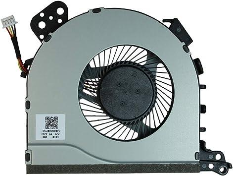 Power4Laptops Ventilador para Ordenadores portátiles Compatible con Lenovo IdeaPad 320-15IKB: Amazon.es: Electrónica