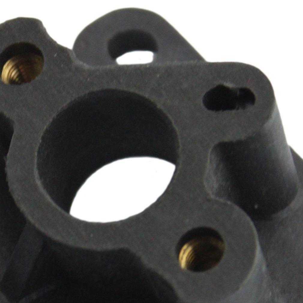 // 49cc 40-6 Pocketbike GOOFIT Ansaugkr/ümmer Rohr f/ür 2-Takt-47cc 44-6