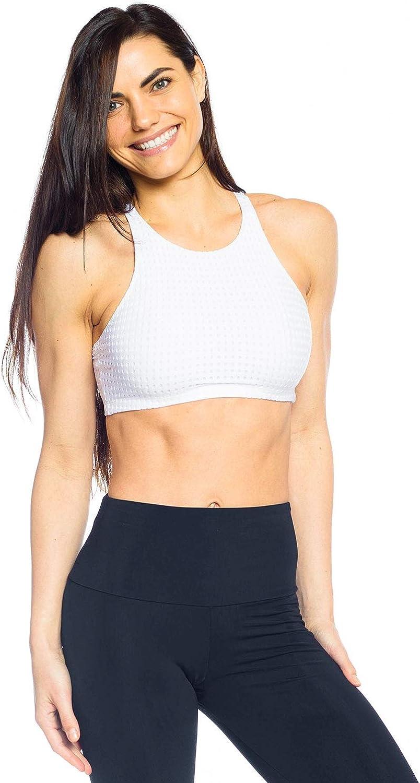 Onzie Heart Bra Womens Active Workout