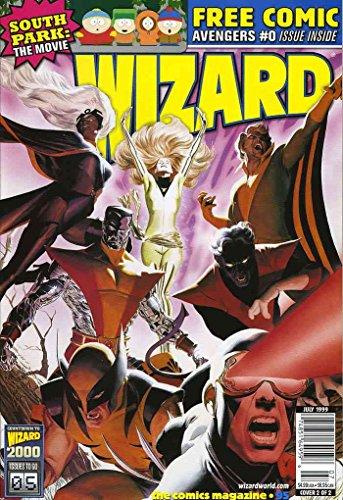Wizard: The Comics Magazine #95B FN ; Wizard comic book