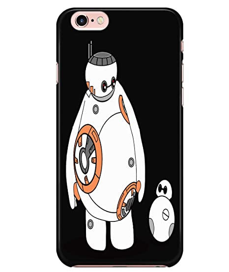 pretty nice 2b0e1 34a69 Amazon.com: iPhone 6/6s Case, BB-8 Droid Case for Apple iPhone 6/6s ...
