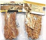 Trader Joe's Chicken Breast Strips Dog Treats 4oz - 2 Pack