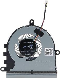 CPU Cooling Fan for Dell Inspiron 15 5570 5575 P75F I5575-A214SLV-PUS V7HMN 7MCD0