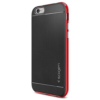 iphone 6 spigen case red