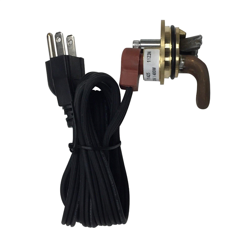 Kat's 11425 400 Watt 34mm Frost Plug Heater Kat' s