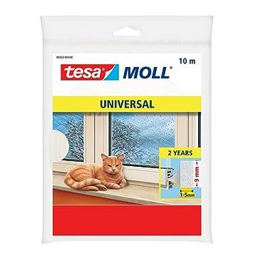 Tesa 05452 00100 00 Tesamoll Schaumstoff Fenster Turdichtung 1 5 X
